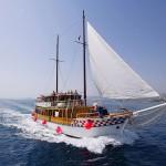 Dovolená v Chorvatsku na lodi