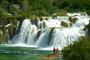 Národní park Krka, Chorvatsko